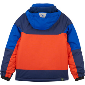 Kamik Tts Jacket Jungs royal tomato/royal tomate